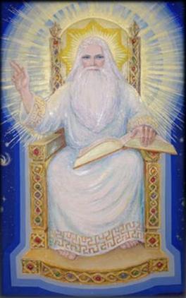 * Род - основа мироздания и отец всех Богов ***