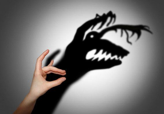 *** Страх — указатель выхода из иллюзии и из главной проблемы ***