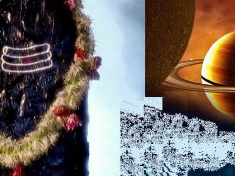 *** Шани-Граха - драгоценные камни Янтры и амулеты кольцо Сатурна Шанайшчара Shani शनैश्चर ***
